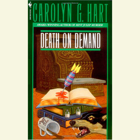 Death on Demand by Carolyn Hart
