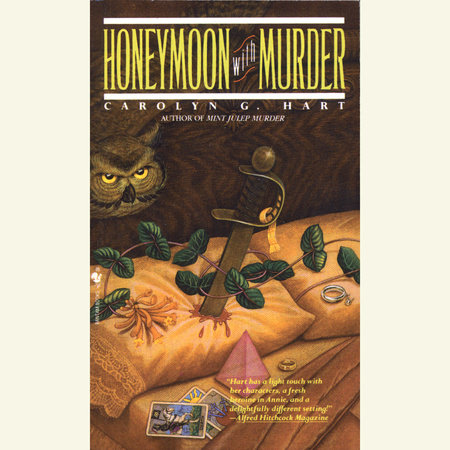 Honeymoon With Murder by Carolyn Hart