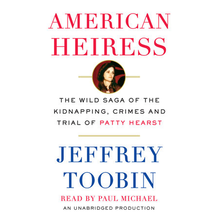 American Heiress book cover