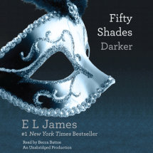 Fifty Shades Darker Cover
