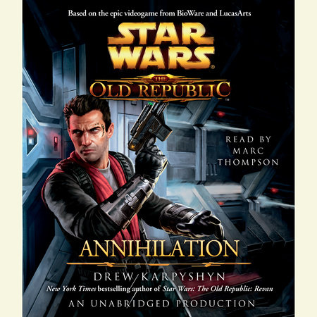 Annihilation: Star Wars (The Old Republic) by