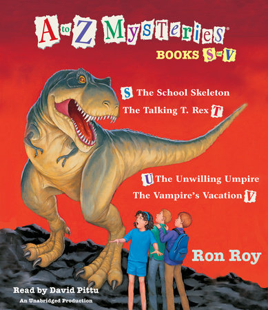 A to Z Mysteries: Books S-V by