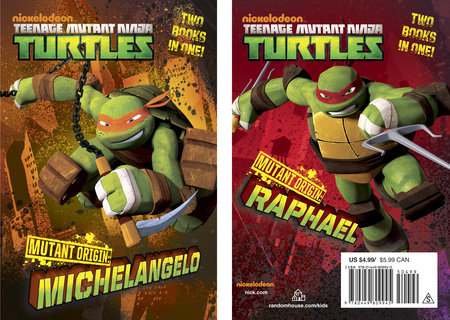 Mutant Origin: Michelangelo/Raphael (Teenage Mutant Ninja Turtles) by