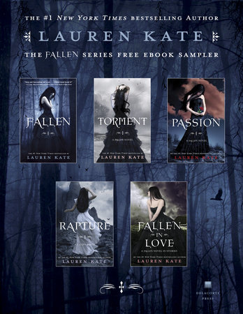 Lauren Kate's Fallen Series Ebook Sampler by