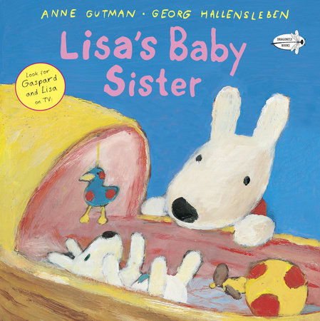 Lisa's Baby Sister by Anne Gutman