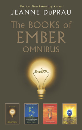The Books of Ember Omnibus