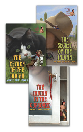 The Indian in the Cupboard Series by