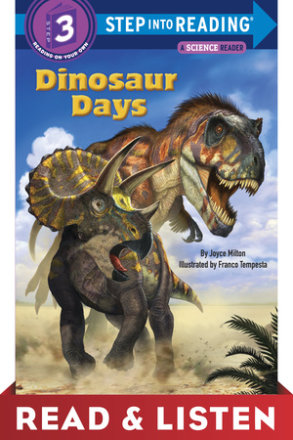 Dinosaur Days: Read & Listen Edition (ebk)