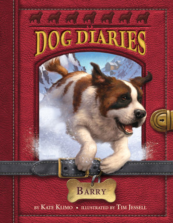 Dog Diaries #3: Barry by
