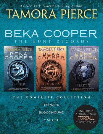 Beka Cooper: The Hunt Records