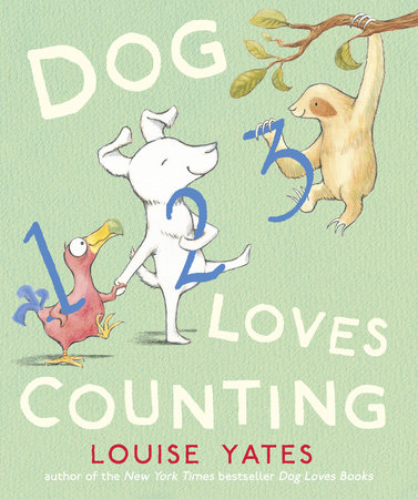 Dog Loves Counting by Louise Yates