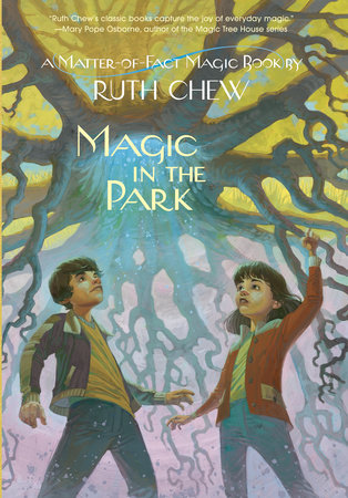 A Matter-of-Fact Magic Book: Magic in the Park by
