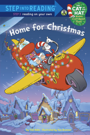 Home For Christmas (dr. Seuss/cat In The Hat) (ebk)