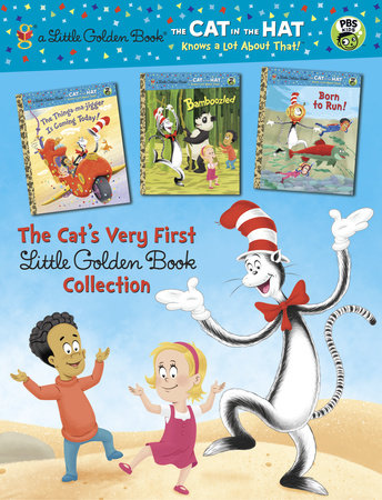 The Cat's Very First Little Golden Book Collection (Dr. Seuss/Cat in the Hat) by