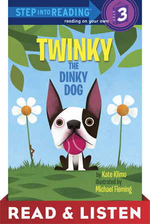 Twinky The Dinky Dog: Read & Listen Edition (ebk)