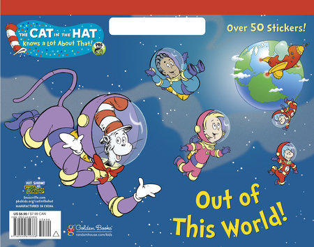 Out of This World! (Dr. Seuss/Cat in the Hat) by
