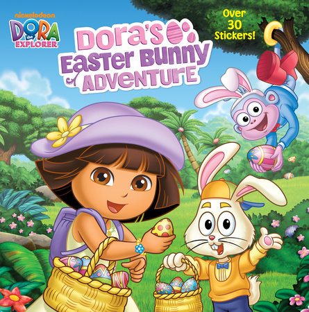 Dora's Easter Bunny Adventure (Dora the Explorer) by