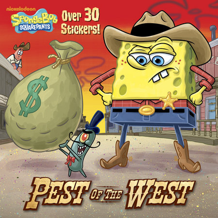 Pest of the West (SpongeBob SquarePants) by