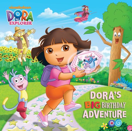 Dora's Big Birthday Adventure (Dora the Explorer) by Random House