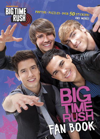 Big Time Rush Fan Book (Big Time Rush) by
