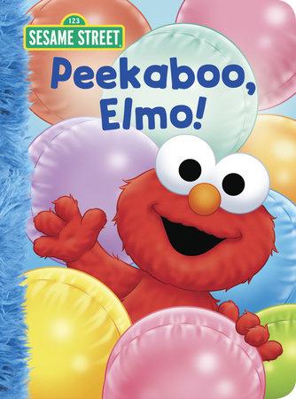 Peekaboo, Elmo! (Sesame Street) by