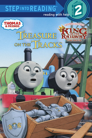 Treasure on the Tracks (Thomas & Friends)