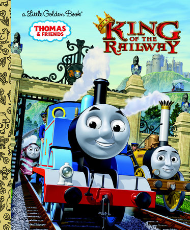 King of the Railway (Thomas & Friends) by Rev. W. Awdry