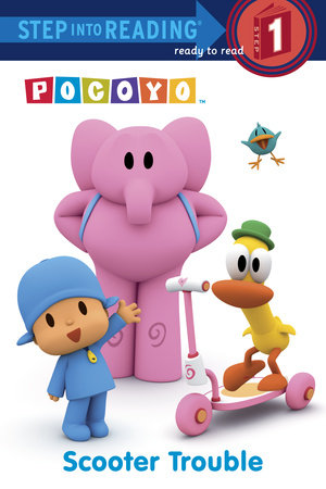Scooter Trouble (Pocoyo) by Christy Webster