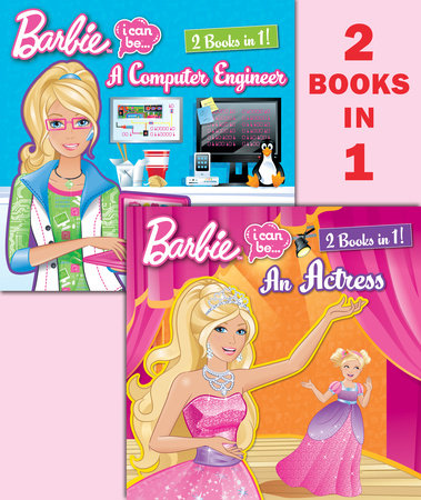 I Can Be an Actress/I Can Be a Computer Engineer (Barbie)