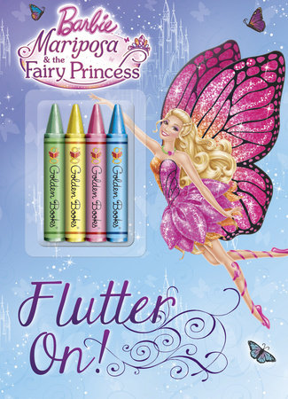 Flutter On! (Barbie) by
