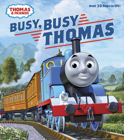 Busy, Busy Thomas (Thomas & Friends) by