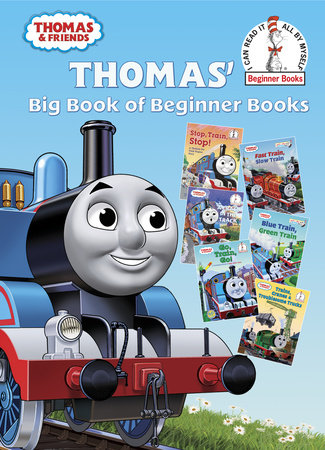 Thomas' Big Book of Beginner Books (Thomas & Friends) by
