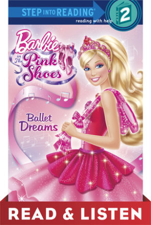 Ballet Dreams (barbie) Read & Listen Edition (ebk)