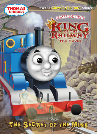 The Secret of the Mine (Thomas & Friends) by Rev. W. Awdry