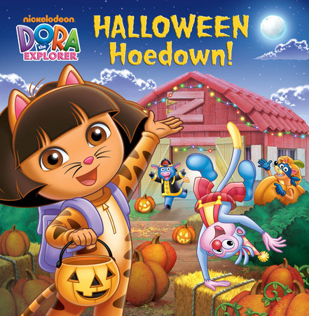 Halloween Hoedown! (Dora the Explorer) by