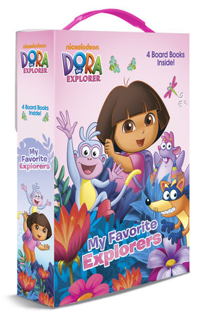 My Favorite Explorers (Dora the Explorer) by