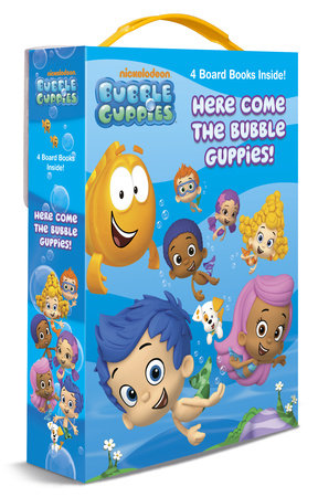 Here Come the Bubble Guppies! (Bubble Guppies) by