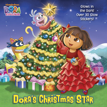 Dora's Christmas Star (Dora the Explorer) by Mary Tillworth