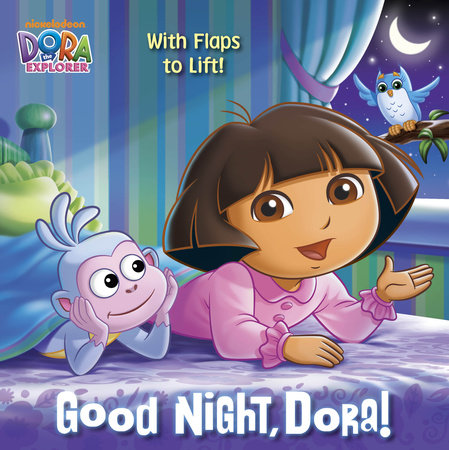 Good Night, Dora! (Dora the Explorer) by