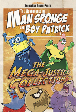 The Mega-Justice Collection (SpongeBob SquarePants) by