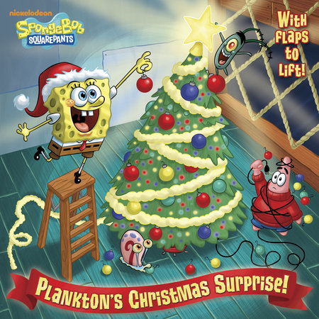 Plankton's Christmas Surprise! (SpongeBob SquarePants) by Random House