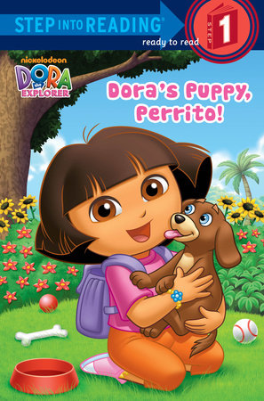 Dora's Puppy, Perrito! (Dora the Explorer) by