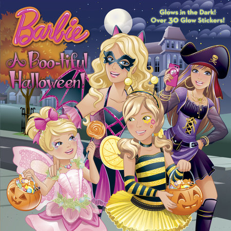 A Boo-tiful Halloween! (Barbie) by