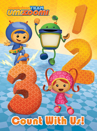 Count with Us! (Team Umizoomi) by