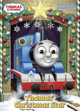 Thomas' Christmas Star (Thomas & Friends) by