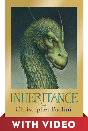 Inheritance Deluxe Edition with Video by Christopher Paolini