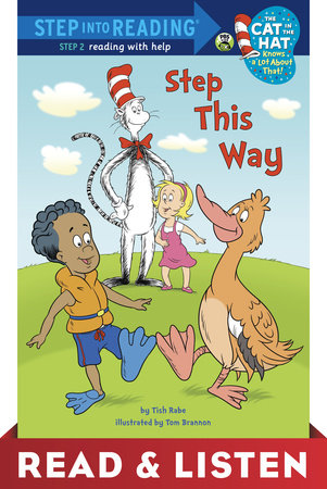 Step This Way (dr. Seuss/cat In The Hat) Read & Listen Edition (ebk)