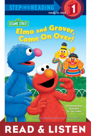Elmo And Grover, Come On Over (sesame Street) Read & Listen Edition (ebk)