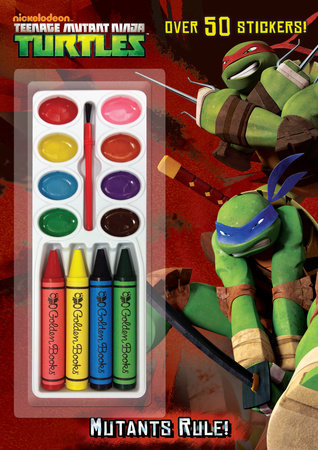 Mutants Rule! (Teenage Mutant Ninja Turtles) by