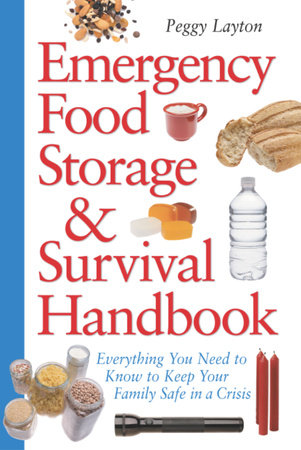 Emergency Food Storage & Survival Handbook